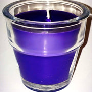 Blackberry Sage Soy Candle - Flowerpot