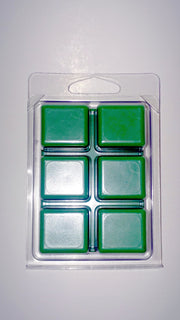 Green Clover and Aloe 6-Piece Melting Tart