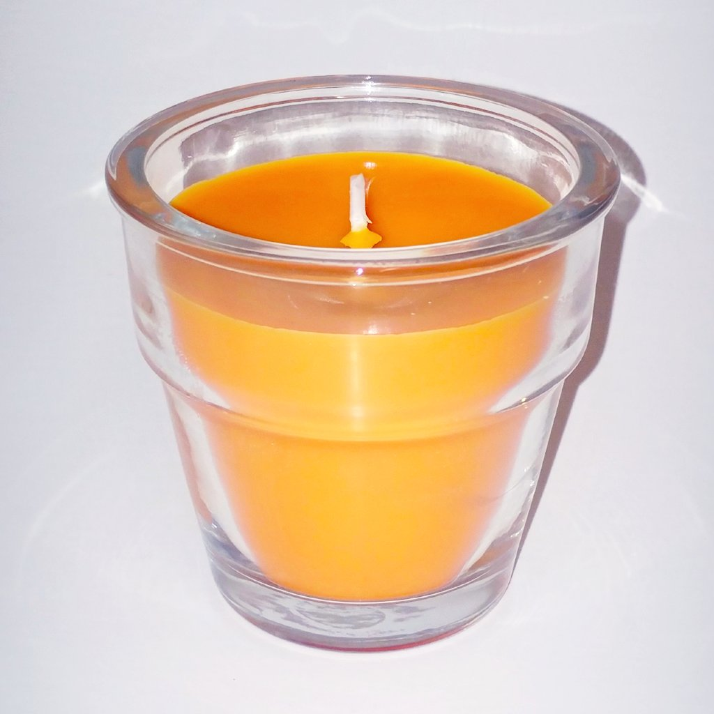 Jamaica Me Crazy Soy Candle - Flowerpot