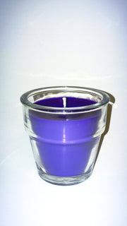 Love Spell Soy Candle - Flowerpot