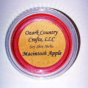Macintosh Apple Soy Shot Melting Tart