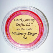 Wildberry Zinger Tea Soy Shot Melting Tart