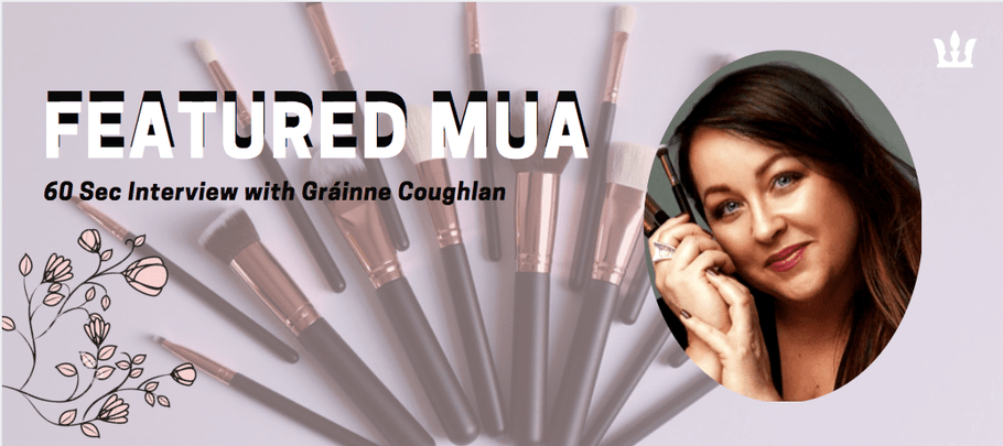 Featured MUA: Gráinne Coughlan