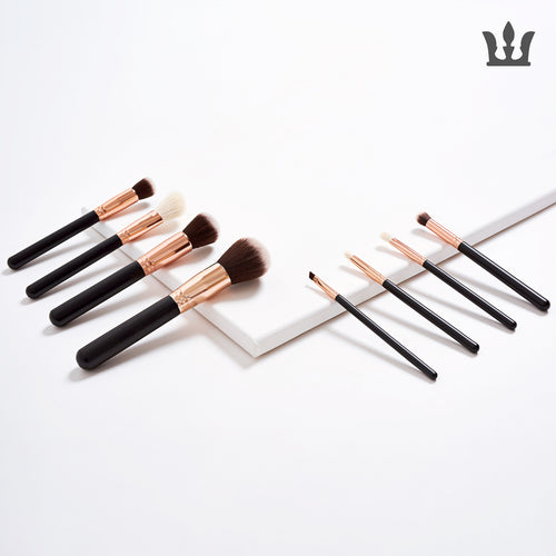 Rose Noir Daily Brush Set