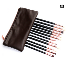 Full Glam Eyeshadow Brush Set