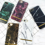 Granite Marble Texture Flexible Phone Case For iPhone - BestCaseforIPHONE.COM