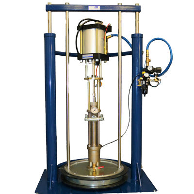 Single Component 55 Gallon Drum Pump Dispensing Systems