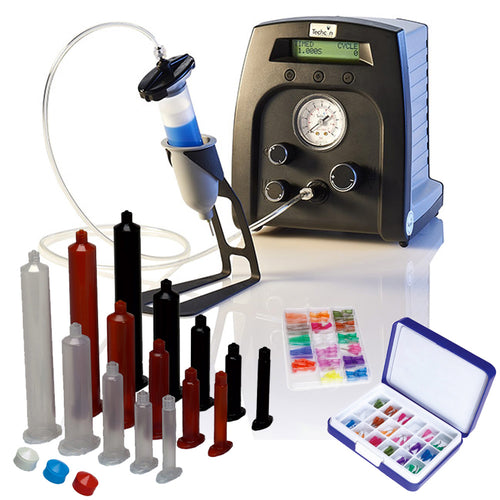Digital Controller and Pump Syringe Dispensing System