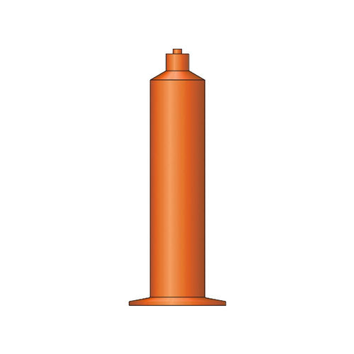 Amber Single Component Syringe Barrels - All Sizes