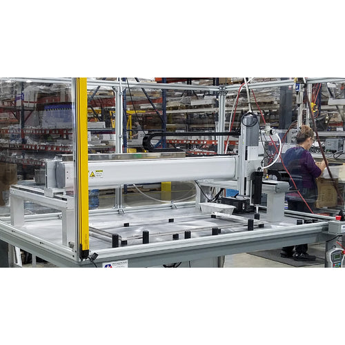 Cartesian Coordinate Robot Dispensing System