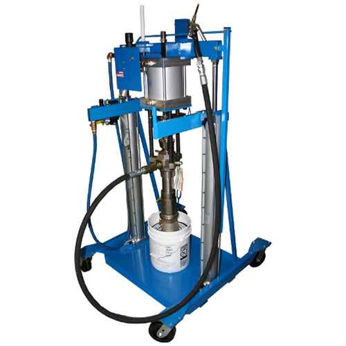 Heavy Duty Single Component Pneumatic Dispensing System - 5 Gallon Pail