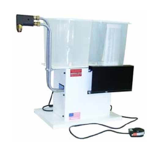 Low Cost Meter Mix Dispensing System - Electrically Driven