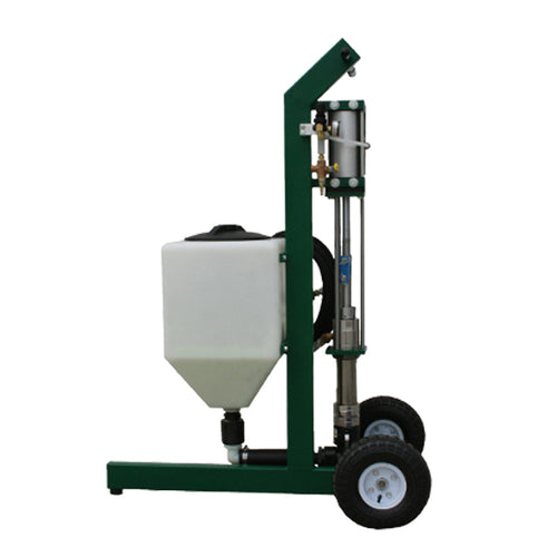 Single Component Pneumatic Dispensing System - 2.5 Gallon Reservoir