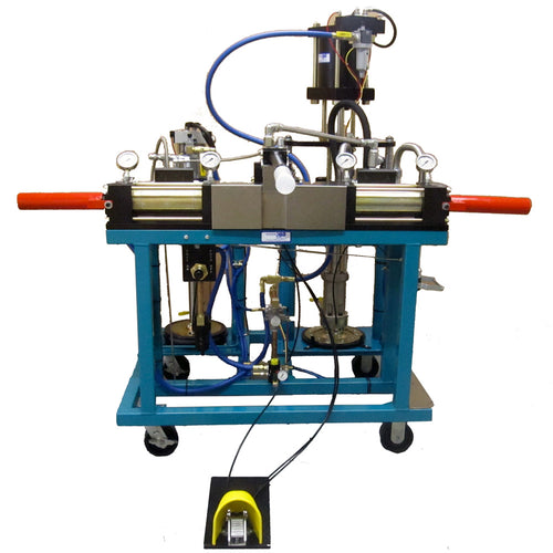 Cartridge Filling Pump Dispensing System from 5 Gallon Pails