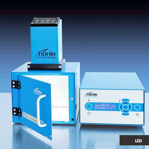 Honle LED Cube 100 IC UV Curing Chamber System