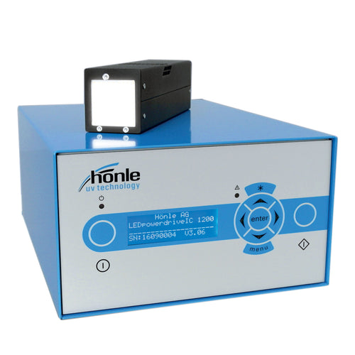 Honle LED Spot 40 IC Compact Flood UV Curing System