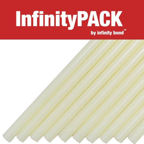 Infinity Bond InfinityPack hot melt glue sticks