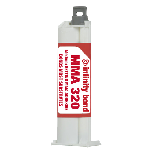 Infinity Bond MMA 320 Medium Setting Methacrylate Adhesive