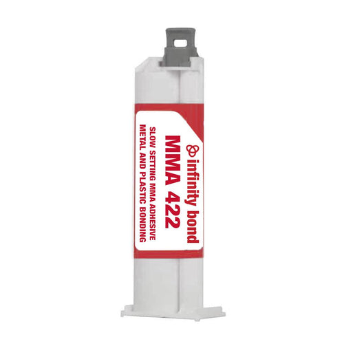 Infinity Bond MMA 422 Slow Setting Methacrylate Adhesive