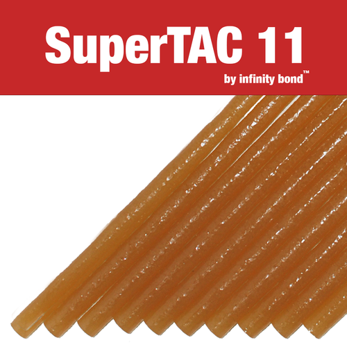 Infinity Bond SuperTAC 11 hot melt glue sticks