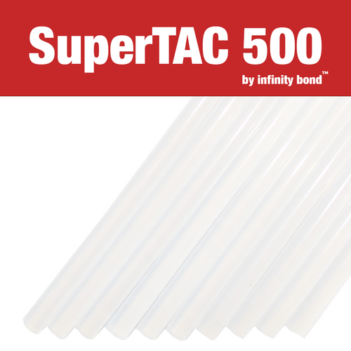 Infinity Bond SuperTAC 500 hot melt glue sticks