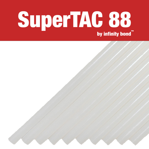 Infinity Bond SuperTAC 88 hot melt glue sticks