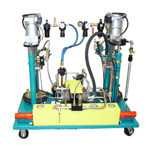 Portable Two Component Dispensing System from 5 Gallon Pails