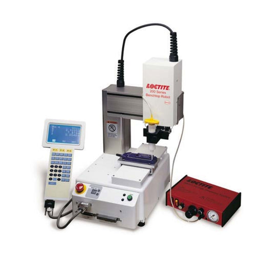 Loctite 404 Benchtop Fluid Dispensing Robot with Teach Point Software