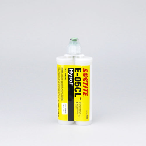 Loctite E-05CL Clear 3-Minute Low Odor Epoxy Adhesives