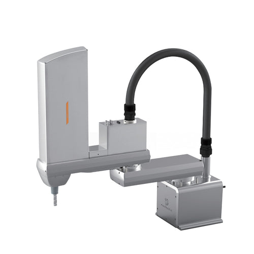 Low Cost SCARA Robot for Fluid and Adhesive Dispensing
