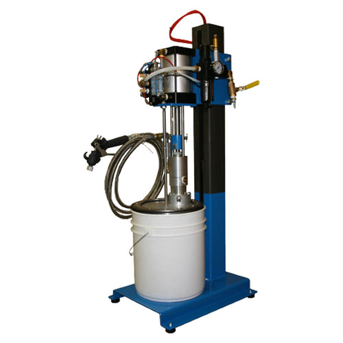One component dispensing system from 5 gallon pail