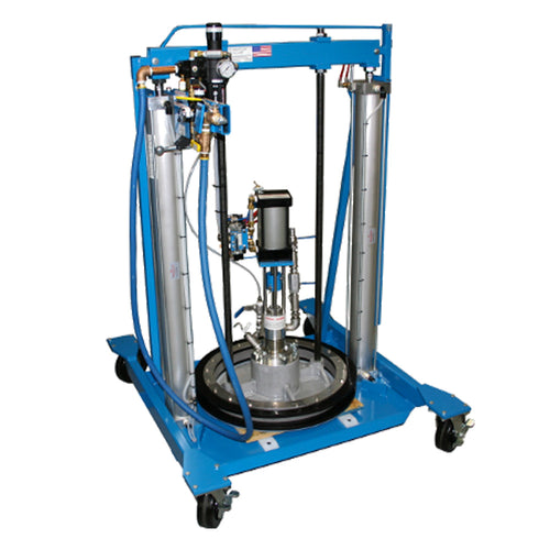 Pneumatic Dispensing System from 55 Gallon Drum