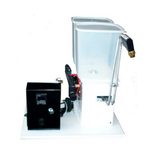 Low Cost Pneumatic Two Part Dispensing System