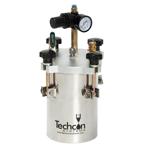 Techcon TS1254 Pressure Tank for Fluid Dispensing