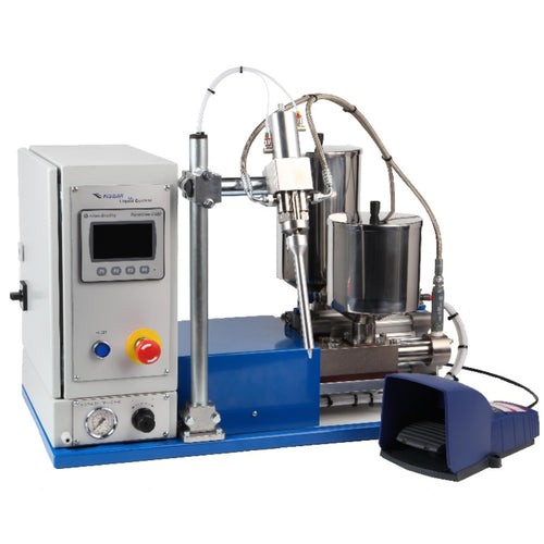 Techcon TSM120FR Large Shot Size Benchtop Meter Mix Dispensing System