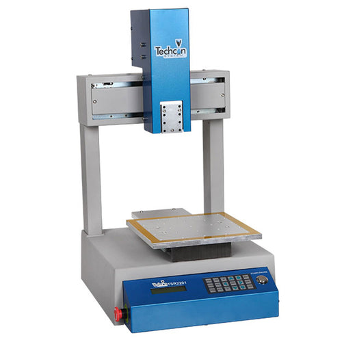 Techcon TSR2201 Benchtop Fluid and Adhesive Dispensing Robot