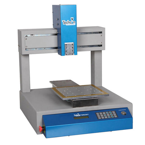 Techcon TSR2301 Benchtop Fluid and Adhesive Dispensing Robot