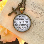 Casting Crowns Just Be Held Necklace - Redeemed Jewelry