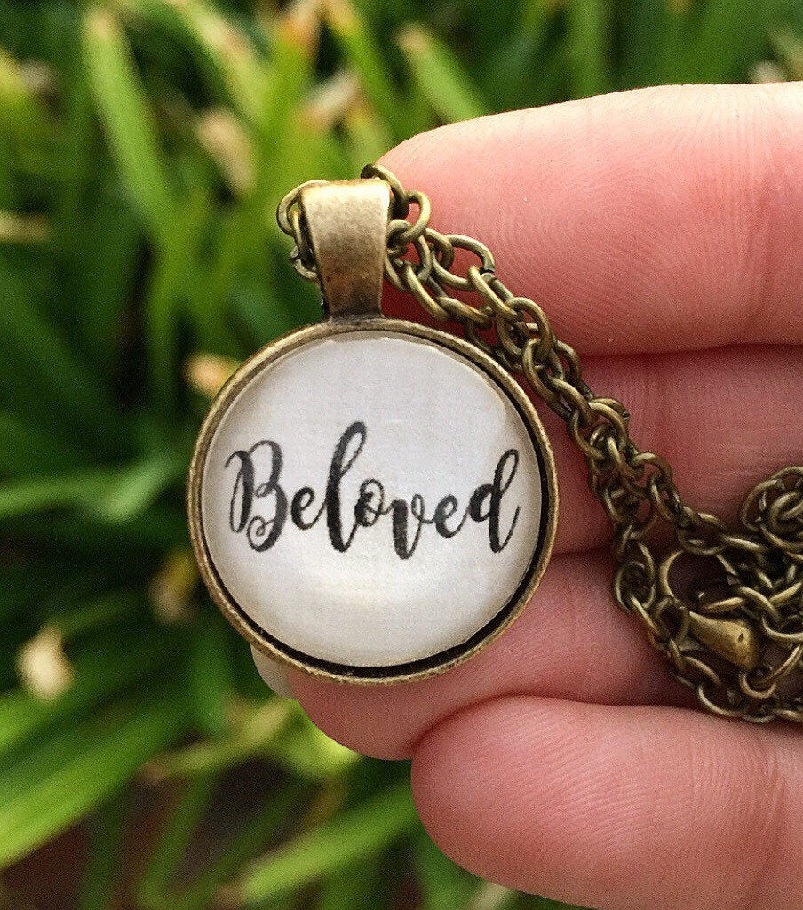 Beloved Pendant - Redeemed Jewelry