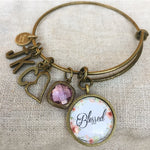 Blessed Bangle Bracelet - Redeemed Jewelry