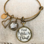 Find Treasure in the Trial Bangle - Redeemed Jewelry