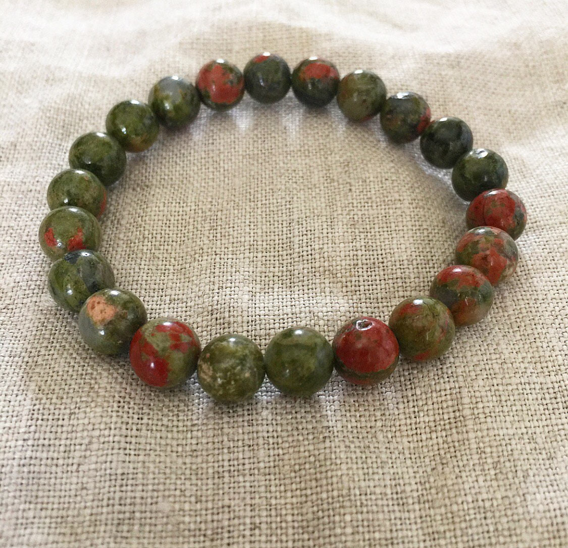 Stone Bead Bracelets - Redeemed Jewelry