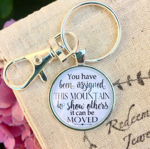 Assigned this Mountain - Redeemed Jewelry