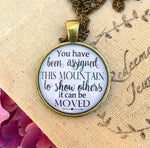 Assigned this Mountain Necklace - Redeemed Jewelry