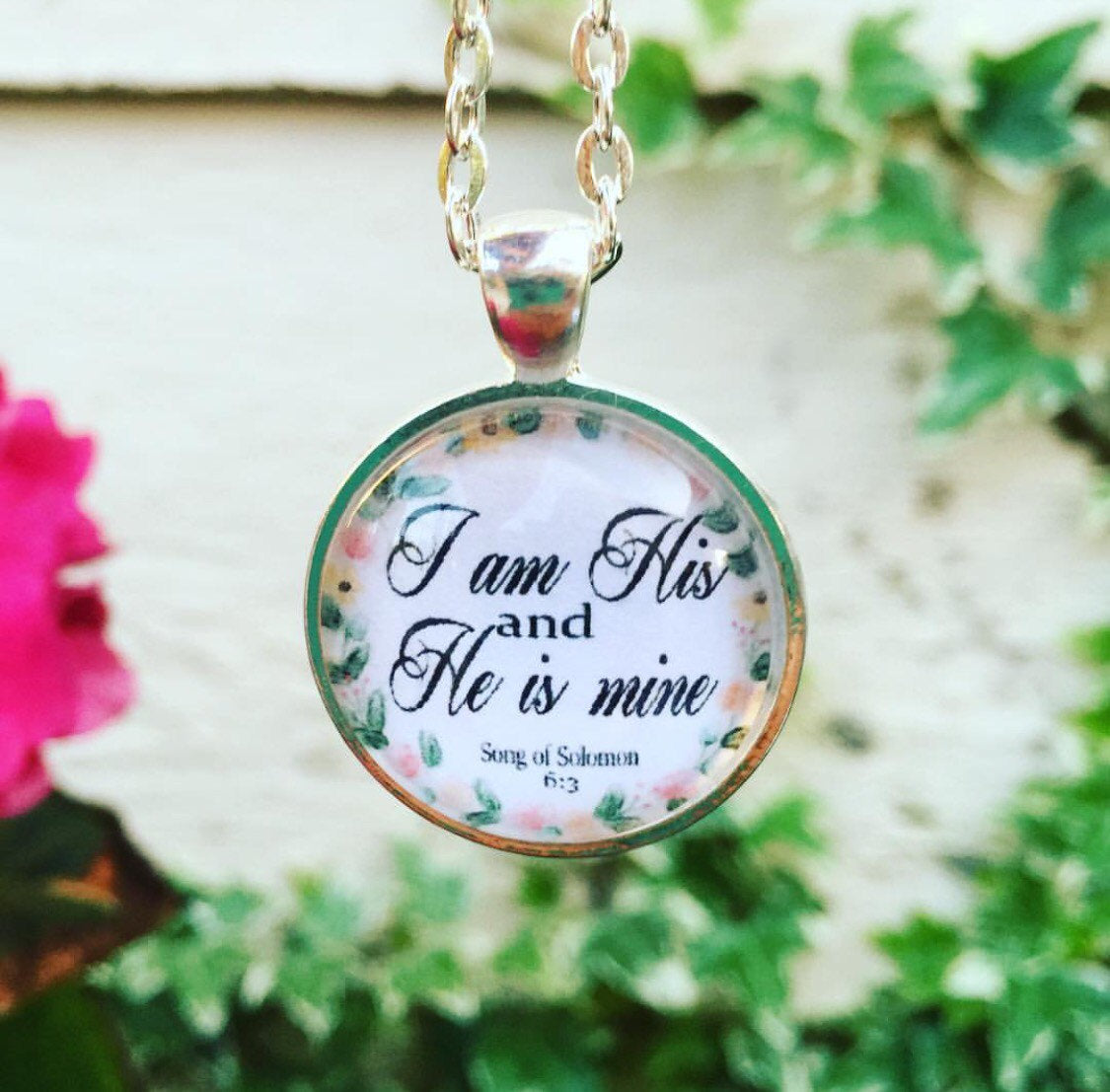 Song of Solomon 6:3 Necklace - Redeemed Jewelry