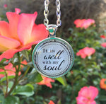 It is Well Necklace - Redeemed Jewelry
