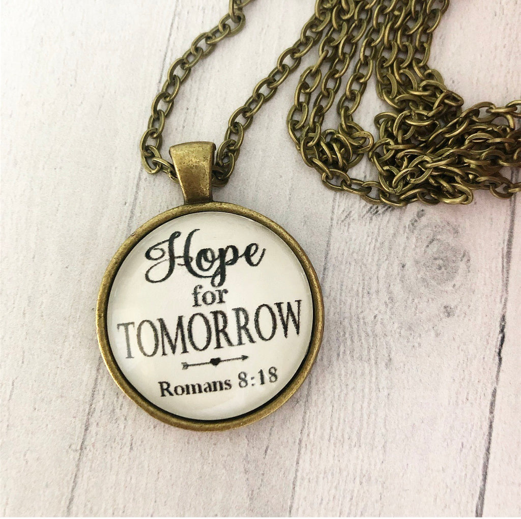 Hope for Tomorrow Necklace