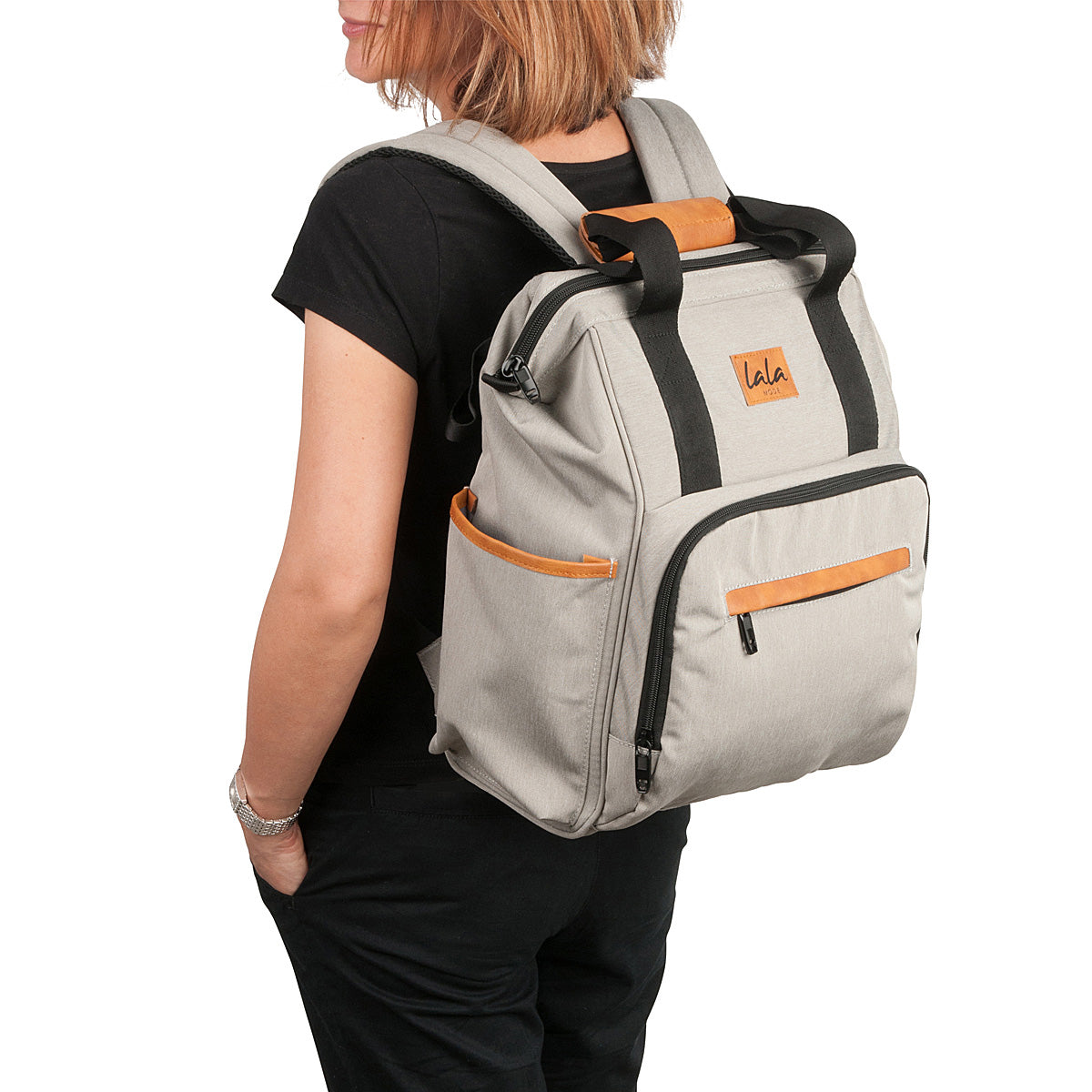 Baby Diaper/Nappy Backpack Bag