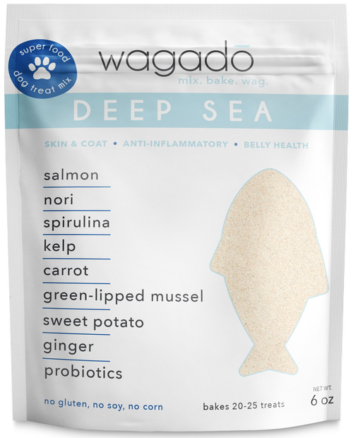 deep sea | dog treat baking mix