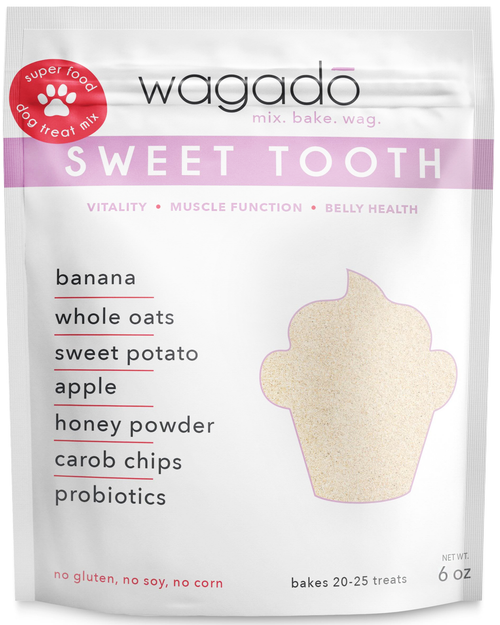 sweet tooth | dog treat baking mix
